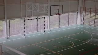 Sala de Sport cu tribuna - Comuna Curtesti - Judetul Botosani