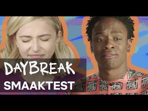 Apocalyptische Smaaktest Met De Cast Van Daybreak | Netflix