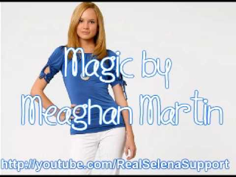 Video Magic by Meaghan Martin FULL HQ Wizards Of Waverly Place Soundtrack download in MP3, 3GP, MP4, WEBM, AVI, FLV February 2017