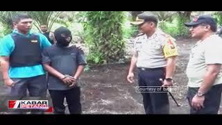 Video Terduga Teroris Riau Tunjukan Tempat Latihan dan Doktrin di Hutan Sawit MP3, 3GP, MP4, WEBM, AVI, FLV Oktober 2018
