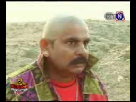 SINDHI SHOLEY FUNNY MOVIE by NAWAB ALI CHANDIO