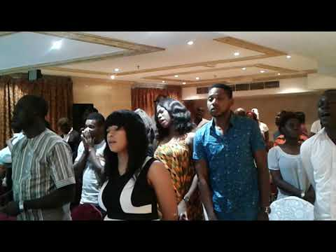 Friday Service  -  Have Faith by Mrs Olohigbe Zeal Maduka at RCCG Alain City UAE PT2