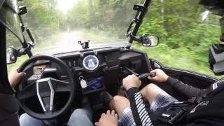 8. The Start of Sunday's Ride: 2016 Polaris RZR 1000S