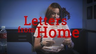 Letters From Home: Amaya