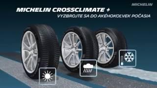 MICHELIN CrossClimate + (slovenčina)