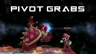 Pivot Grab Tutorial for those new to Competitive Smash