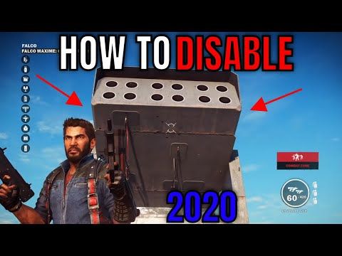 Just Cause 3 How To Disable The Bavarium Nuke 100% (Capture Falco Maxime Without Being Nuked) (2018)