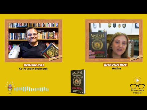 Dharma by Bhavna Roy | Booknerds Podcast | Book Discussion