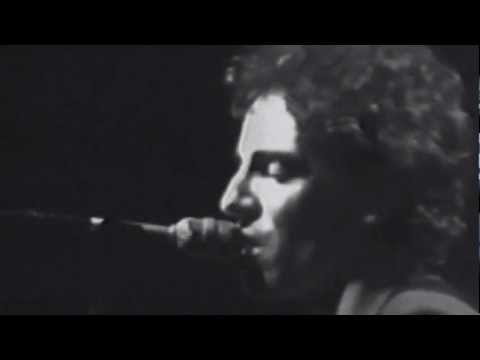"""Bruce Springsteen """"Candy's Room"""" live in New Jersey 1978"""