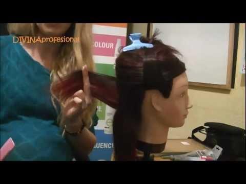 Técnicas de corte de cabello. (Introducción al corte)