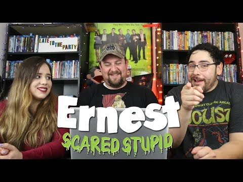 Better Late Than Never Ep 57 - Ernest Scared Stupid (1991) Trailer Reaction / Review