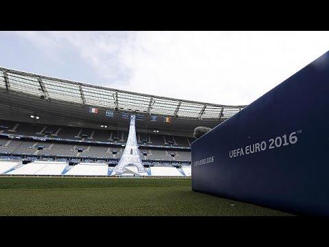 Γαλλία: Σε κλίμα ανασφάλειας το πάρτι για το Euro 2016
