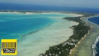 Kiribati is a tiny nation of 100000 people living on dozens of islands over a huge area of the South Pacific. And it is set to become...