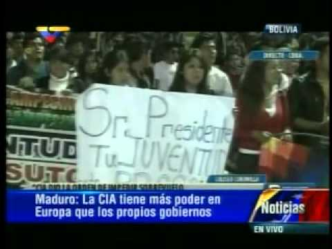 Maduro sobre Rajoy