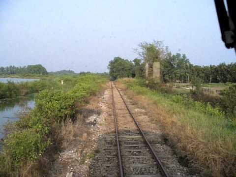 SRT: A ride on the Maeklong line