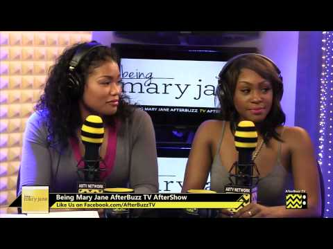 "Being Mary Jane After Show Season 1 Episode 1 ""Storm Advisory"" 