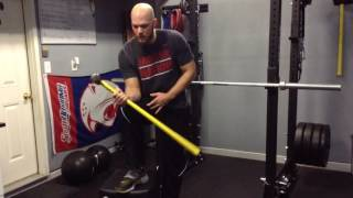 Pre-Warmup Series - Elbow Injury Prehab