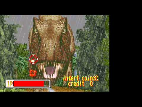 The Final Score: Old School Arcade - Jurassic Park