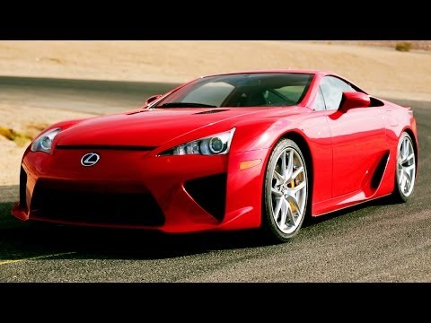 one - It's the epitome of a manufacturer's halo car, a proof of concept. The Lexus LFA may be out of production, but it's as relevant today as it was when it was f...