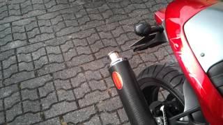 6. Moto Guzzi V11 LeMans with Mistral