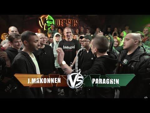 VERSUS: FRESH BLOOD 4 (J.Makonnen VS Paragrin) Round 1 (видео)