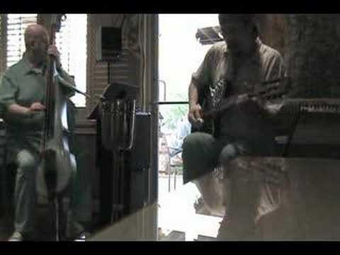 Spanish Jazz Guitar Improv Chris Kitchen