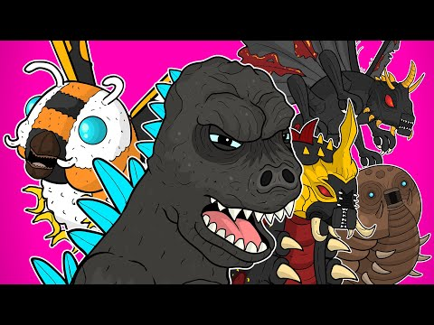 Godzilla vs. Mothra The Musical