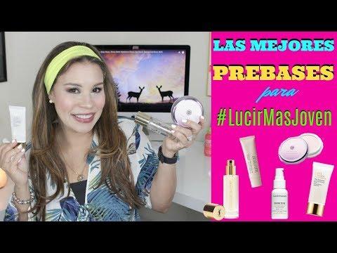 Videos caseros - Las Mejores Prebases para Lucir Más Joven / Alicia Borchardt