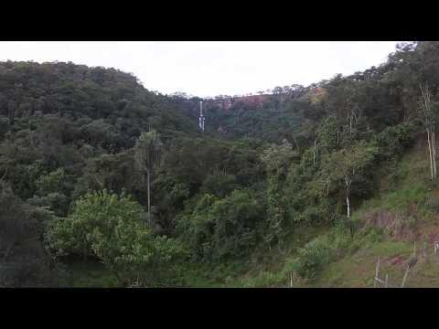 Voando em Buritizal...