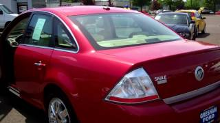 2009 Mercury Sable Premier Only 42k Miles At Gresham Ford
