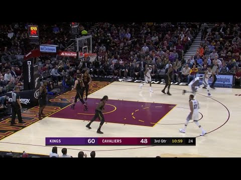 3rd Quarter, One Box Video: Cleveland Cavaliers vs. Sacramento Kings