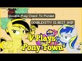 V Plays Ponytown 2 0 The Church Of Boop