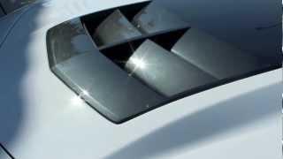 2013 Camaro ZL1 Summit White 580 HP Exterior/Interior Review [HD]