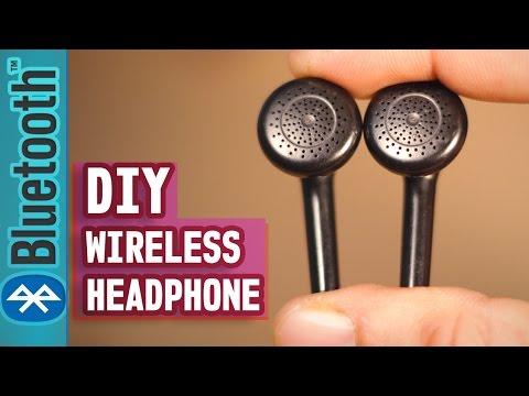 Video How to make your Headphone Wireless(Even old Broken Headphone)-DIY Life Hack Tutorial download in MP3, 3GP, MP4, WEBM, AVI, FLV January 2017
