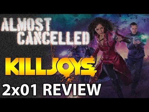 Killjoys Season 2 Episode 1 'Dutch And The Real Girl' Review