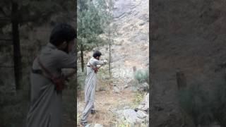 30 bor 7mm pestol firing