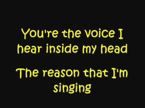 Demi Lovato ft. Joe Jonas - This is me (Lyrics) ♥