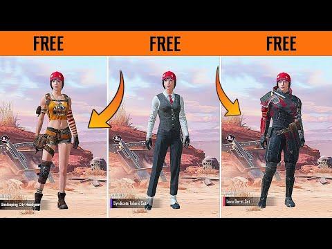 🔥 Season 10 Royal pass Free Giveaway & Review | Pubg mobile season 10 skins | Gamexpro