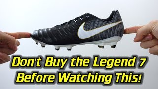 Nike Tiempo Legacy 3 Review + Discount Coupon Codeshttp://soccerreviewsforyou.com/2017/07/nike-tiempo-legacy-3-review/SR4U Review Website - http://soccerreviewsforyou.com/SR4U Replacement Laces - http://www.sr4ulaces.com/Daily Deals Email Signup Form ---  http://eepurl.com/Jv3ivFollow me on Facebook http://on.fb.me/RrchwtFollow me on Twitter http://bit.ly/Si812xFollow me on Instagram http://instagram.com/sr4u_josh/Follow me on Tumblr http://bit.ly/VEc3xaSoccer/Football Boot Super Deals http://soccerreviewsforyou.com/super-deals/New Release Soccer/Football Boots http://soccerreviewsforyou.com/new-cleat-releases-2/
