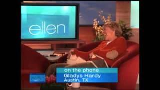Video Ellen's Favorite Moments: Meeting Gladys MP3, 3GP, MP4, WEBM, AVI, FLV Juli 2018