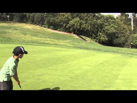 Golf Drills Free Golf Lesson, Tiger Woods, Phil Mickelson Circle Putting Drill.mov