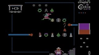 A Christmas game for the Apple II computer?  Yes, it's true!