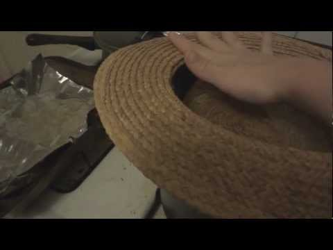Tutorial: Shaping your own Luffy hat