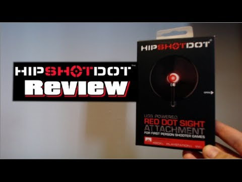 HipShotDot Product Review – Airdrop Gaming