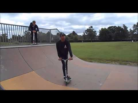 A DAY IN NORWICH (Eaton Skatepark-ft. locals)