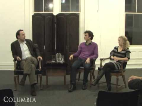 Interview at Columbia University, NY