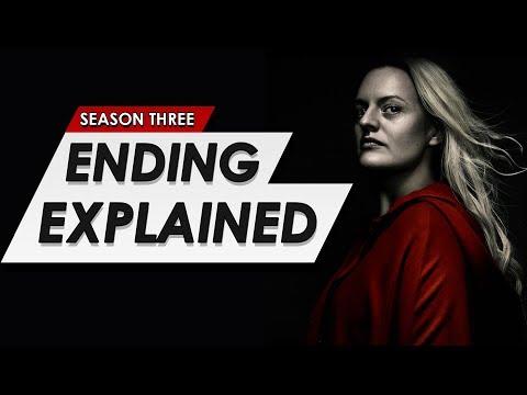The Handmaid's Tale: Season 3: Ending Explained Breakdown, Season 4 Predictions & Spoiler Review