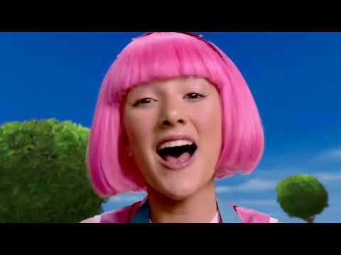 LAZY TOWN MEME THROWBACK | WAKE UP | Lazy Town Songs for Kids