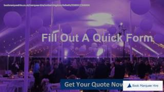 Dalkeith United Kingdom  city photo : Marquee Hire Quotes Dalkeith
