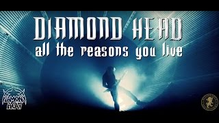 New Diamond Head music video now live!